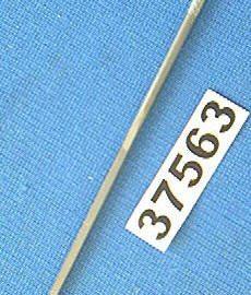 Nicholson 37563 Square Needle File
