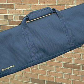 Messermeister 1066-12N Knife Roll Navy Blue, 12 pockets