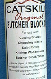 Catskill 0111 Original Butcher Block Oil