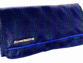 Messermeister 1066-E Garnishing Roll Soft 10 pocket, empty