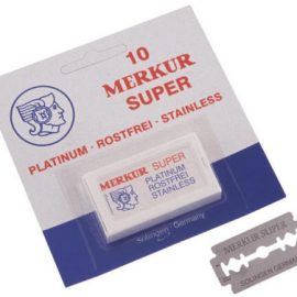 Merkur 219 Super Safety Razor Blades 1-3/4""