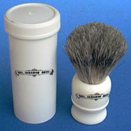 Colonel Conk 2190 Travel Shaving Brush
