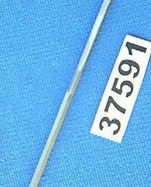 Nicholson 37591 Three Square Needle File