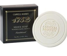 Caswell-Massey 17-22489 Sandalwood Shave Soap Refill