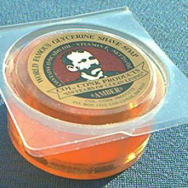 Colonel Conk 114 Soap, Amber Glycerin 2-1/4 oz