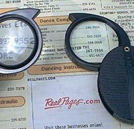 Donegan MP905 Single Folding Pocket Magnifier 5X