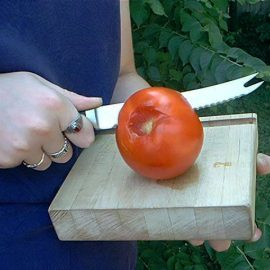 """Wusthof 4109 Classic Tomato Knife 5"""""""