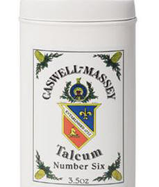 Caswell-Massey 09-11709 Number Six Talcum Powder