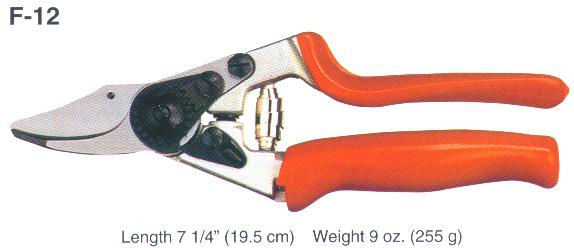 Felco F-12 Light Compact Rotating Pruning Shear