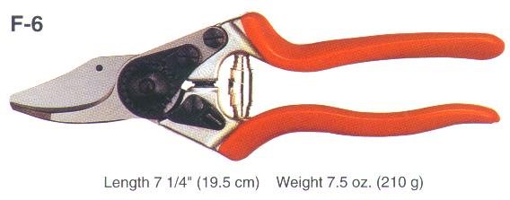 Felco F-6 Light Compact Pruning Shear