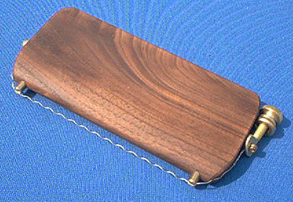 Kentucky Spring Black Walnut Ripple Cheese Slicer