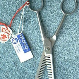 "Dovo 8-23656 Thinning Shear 6"" SS 23 teeth"