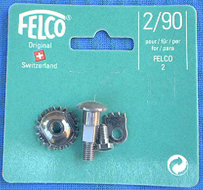 Felco F-2-90 Nut and Bolt Set for F-2 Pruner