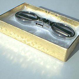 Slip-N-Snip Folding Scissors Regular in Gold Foil Gift Box