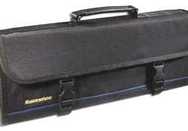 Messermeister 1066-10B Knife Case Black, 10 pockets