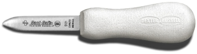 "Dexter Russell 10473 Oyster Knife 2-3/4"" New Haven (Dexter Russell Model S1"