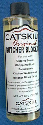 Catskill 0111 Original Butcher Block Oil