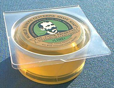 Colonel Conk 122 Soap, Lime Glycerin 2-1/4 oz