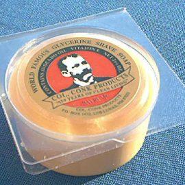 Colonel Conk 143 Soap, Bay Rum Glycerin 2-1/4 oz