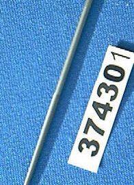 Nicholson 37430 Round Needle File 4 Swiss