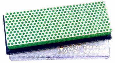 "DMT W6EP Diamond Stone 6"" Extra Fine, Plastic Box"