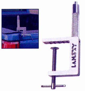 Lansky LM010 (LS4) Convertible Super C Clamp
