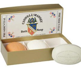 Caswell-Massey 09-94200 Presidential Bath Soap Collection