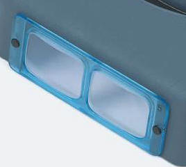 Donegan LP-2 OptiVISOR Lens Plate