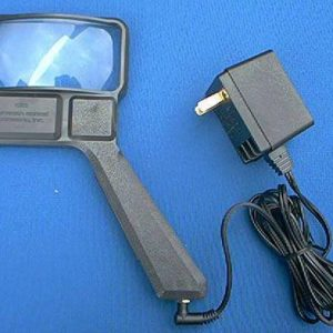 Donegan A2000 Hand Magnifier Rectangular 3X Illuminating