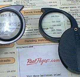 Donegan MP904 Single Folding Pocket Magnifier 4X