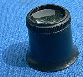 Donegan V350-2 Jewelers Eye Loupe 5X