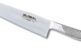 """Global GF-33 Chefs Knife Forged 8.25"""""""
