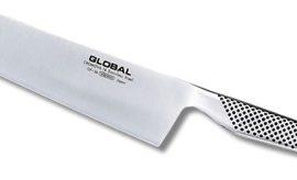 "Global GF-36 Vegetable Knife Forged 8"""