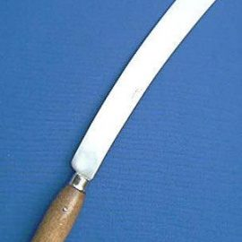 """Dexter Russell 60170 Rubber Knife 10"""" (Dexter Russell #X10x1.25S)"""