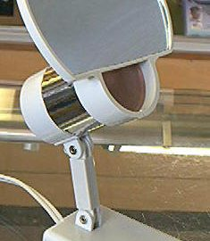 "Floxite FL-57 Magni 5 Magnifying Mirror Light 5"" 7X"