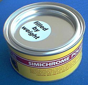 Simichrome Polishing Paste 8 oz. can