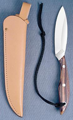 D.H. Russell Belt Knife R1S