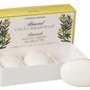 Caswell-Massey 07-30171 Almond & Aloe Bath Soap