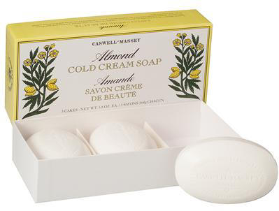 Caswell-Massey 07-30171 Almond & Aloe Bath Soap