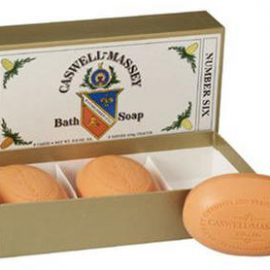 Caswell-Massey 09-00209 Number Six Bath Soap