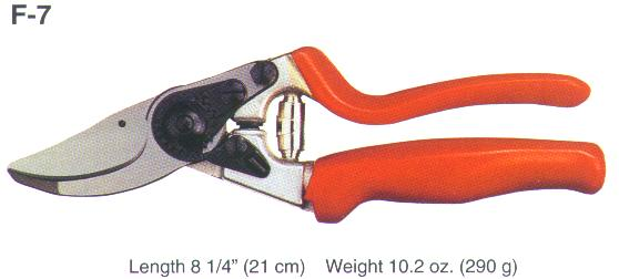 Felco F-7 Top-of-the-Line Rotating Pruning Shear