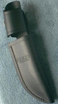 Buck 103-05-BK Leather Sheath for Skinner