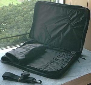 Messermeister 1077-22-EC Executive Knife Case Black, 22 pockets