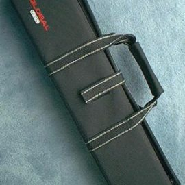 Global G-667/11 Knife Case, Black,  11 pockets
