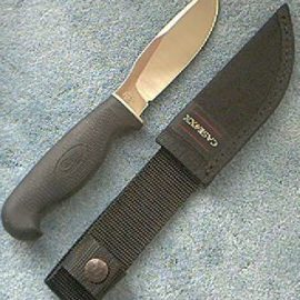 Case 533 Lightweight Hunter, drop point, rubber handle