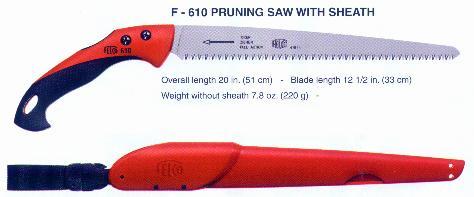 """Felco F-610 Pruning Saw 19"""""""