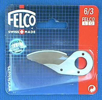 Felco F 6 3 Cutting Blade For F 6 Amp F 12 Pruners