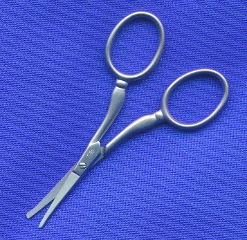 "Wasa 4330SS Straight Nose Scissors SS 3-1/2"""