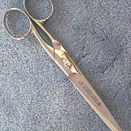 Dovo 285-605 Sewing Scissors SS Polished 6""