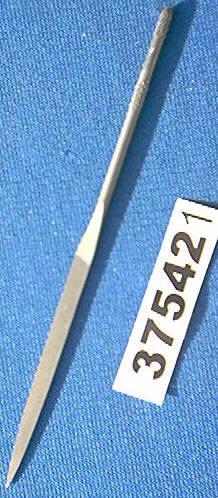 Nicholson 37542 Crossing Needle File